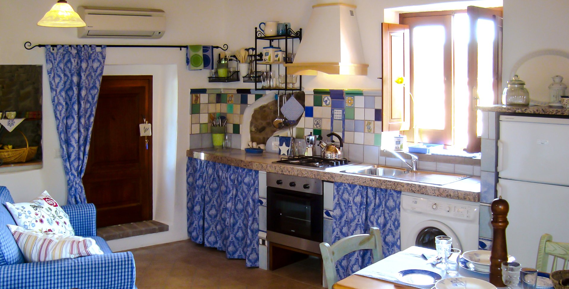 Ferienhaus Sizilien privat - Casa Lombia für 2 Personen